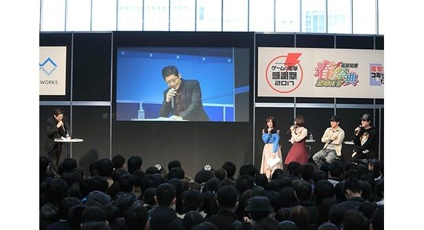 子安武人はパーフェクトチューン!?「ゼロから始める魔法の書」ステージレポート
