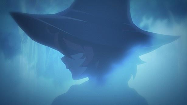 「リトルウィッチアカデミア」第11話先行カットが到着。満月の夜、太古の亡霊に会いにいく!