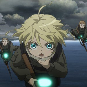 「幼女戦記」第10話先行カットが公開。ターニャ、敵司令部へ潜入す