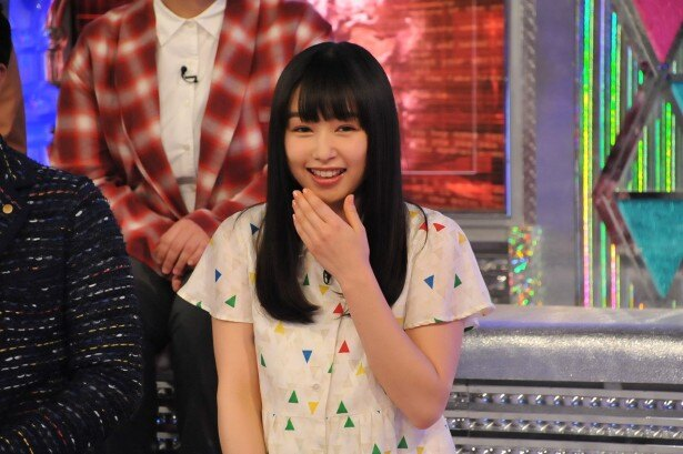MC・後藤に「真面目な子」と言われた桜井日奈子