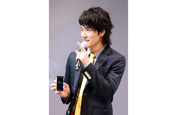 CMの思い出を楽しそうに話す松山さん