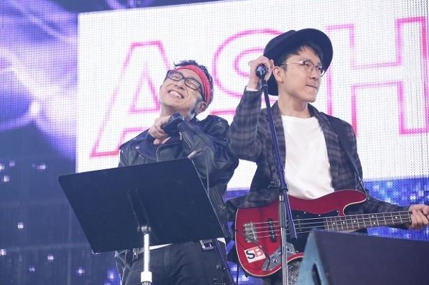 マジ歌ライブといえばやっぱりこの2人。角田晃広&大竹涼太マネジャー