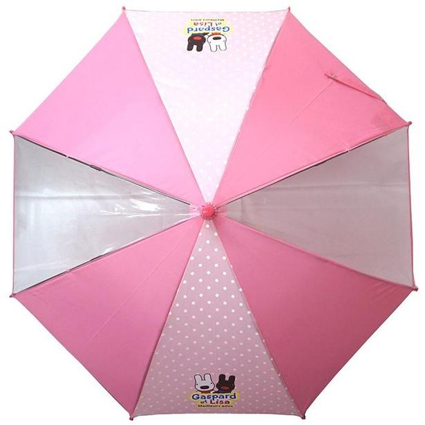 【写真】キュートな水玉ピンクもおすすめ!