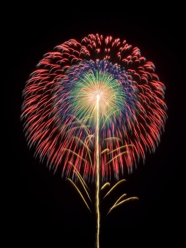 今年は「赤川花火プレゼンツ2021」として開催(写真は過去開催時のもの)