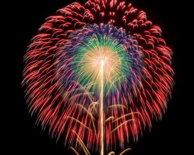 「赤川花火プレゼンツ2021」が2021年7月23日から30夜連続で開催!おうちで楽しむ新しい花火の形