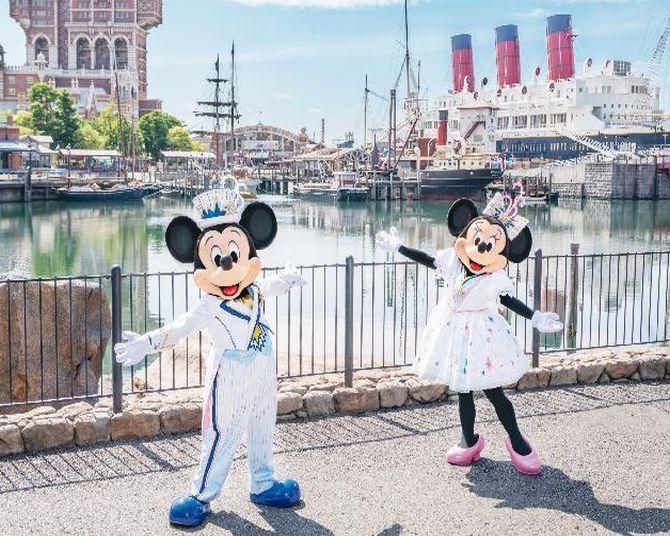 ヴィランズも登場!東京ディズニーランドの新プログラム「クラブマウスビート」