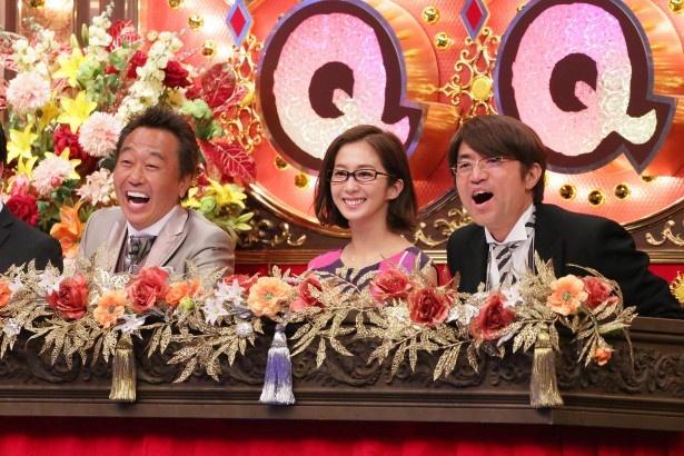 """「Qさま!!」年度末スペシャルで""""ペナントレース""""に決着がつく!"""