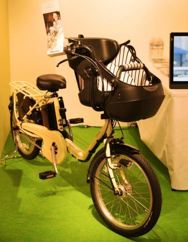 コンパクトな電動アシスト自転車「ギュット・ミニ・EX」