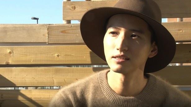 田口淳之介に密着したドキュメンタリーを放送
