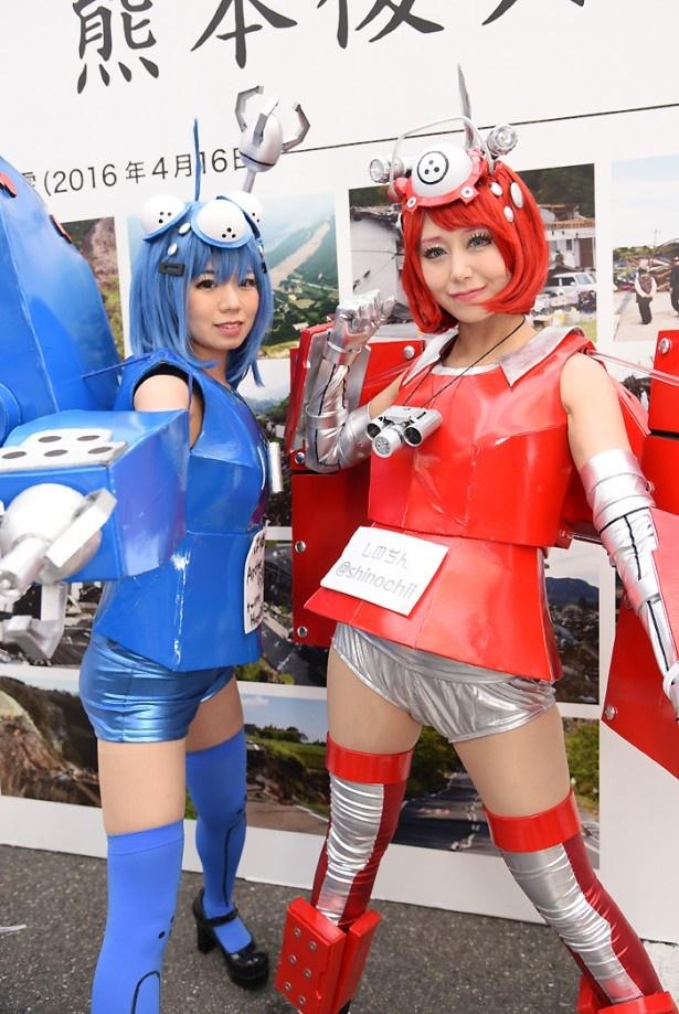 【コスプレ20選】関西最大規模のコスプレイベント!日本橋ストリートフェスタ2017で見つけた美人レイヤーたち