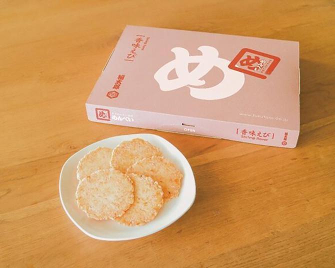 累計6億枚以上も食べられた!博多銘菓「めんべい」が20年間愛され続ける理由