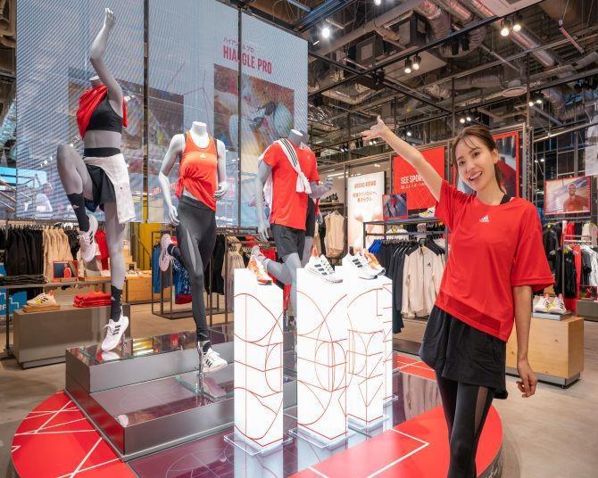 豊富なラインナップ&商品体験が魅力!「アディダス ブランドセンター RAYARD MIYASHITA PARK」をレポート
