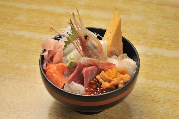 民宿 青塚食堂/海鮮丼