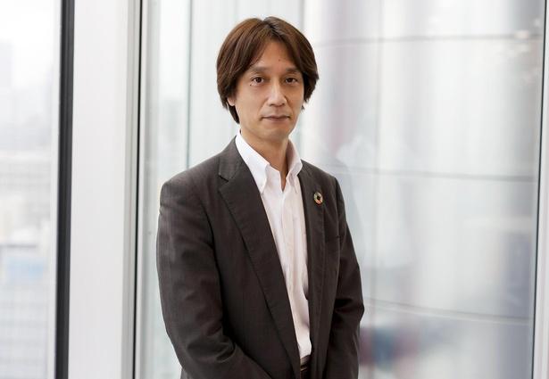 チーフガンダムオフィサー(CGO)・藤原孝史氏