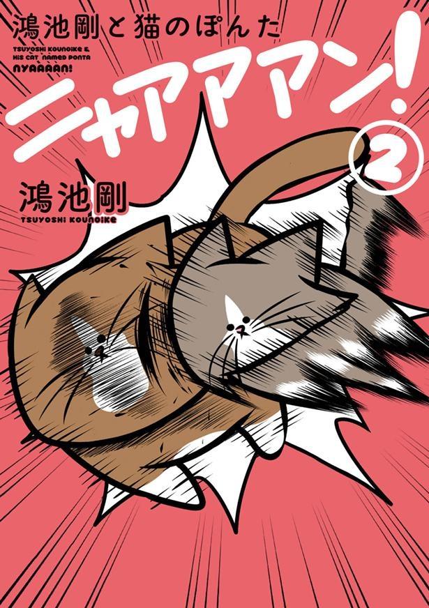 『鴻池剛と猫のぽんた ニャアアアン! 2』