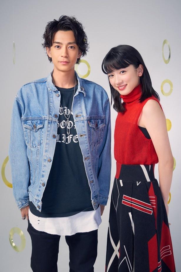 三浦翔平は久々にあった永野芽郁を「今は女優オーラがぷんぷんだね(笑)」