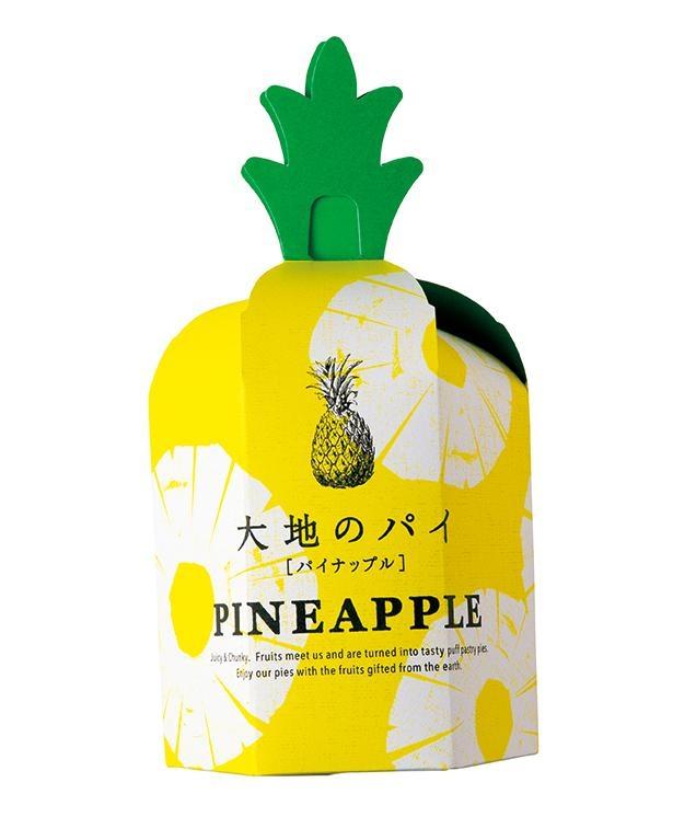 「大地のパイ パイナップル」
