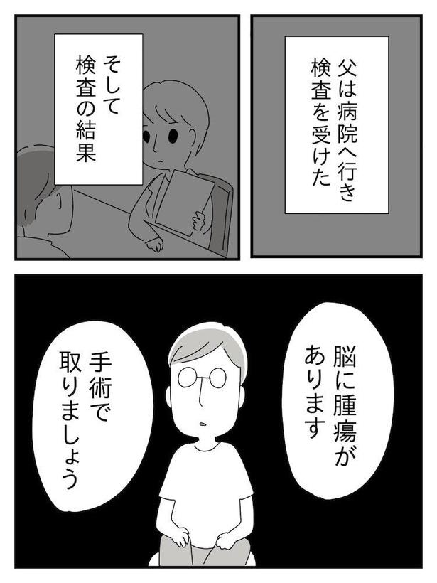 漫画「若年性認知症の父親と私」(6/138)