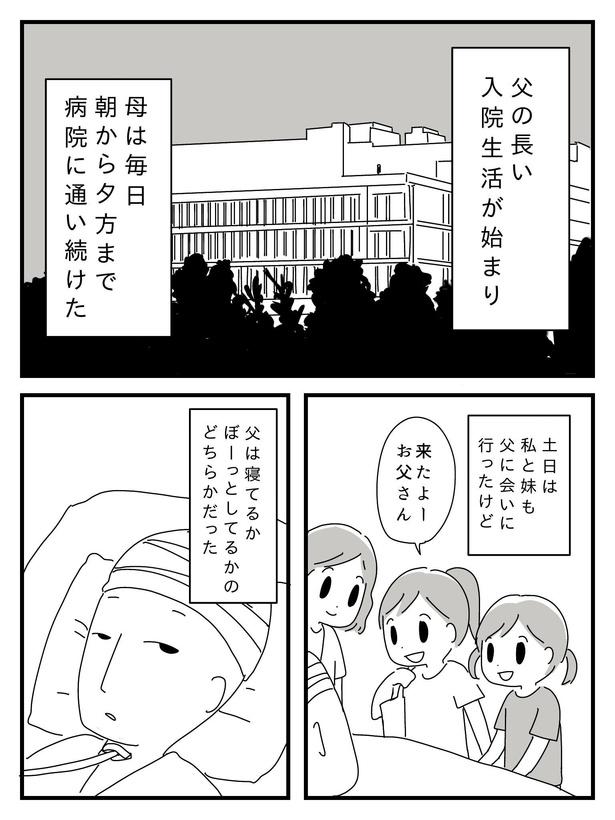 漫画「若年性認知症の父親と私」(21/138)