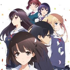 4月アニメ「冴えない彼女の育てかた♭」のキービジュアル第2弾が公開!