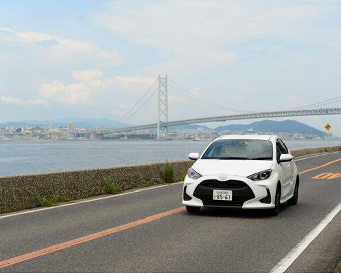 絶景が広がる夏の淡路島ドライブ!オールシーズンタイヤ「CELSIUS」で雨の日も快適
