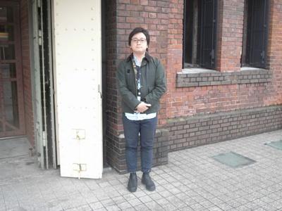 「横浜赤レンガ倉庫」広報の本多さんは「元町・中華街エリアは、さまざまな施設が集まっているので、散歩しながら回遊できる楽しさがある」と街の魅力を語る