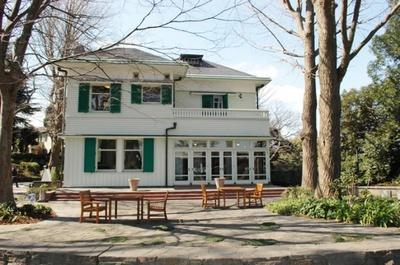 「エリスマン邸」をはじめ、山手には多くの洋館が残っている