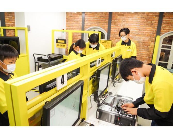 キッザニア甲子園に「パソコン工場」が新登場!夏限定の職業にも注目