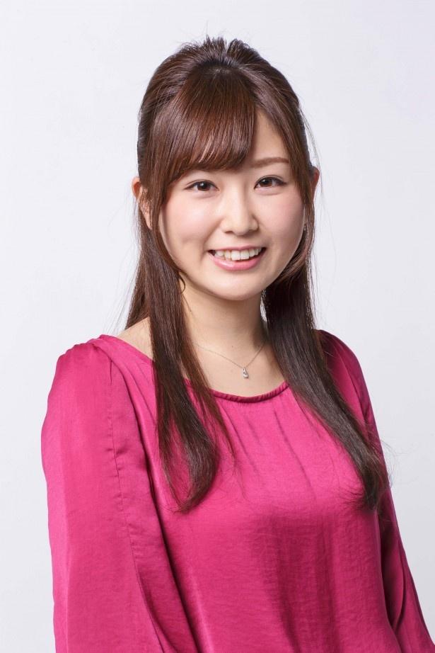 【写真を見る】静岡での「初体験」を届けたいと垣内麻里亜アナウンサー