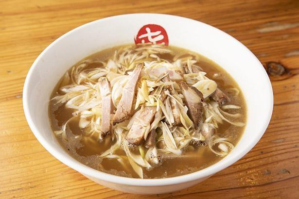 松戸の名店「中華そば まるき」で夏に食欲をそそる限定麺が登場