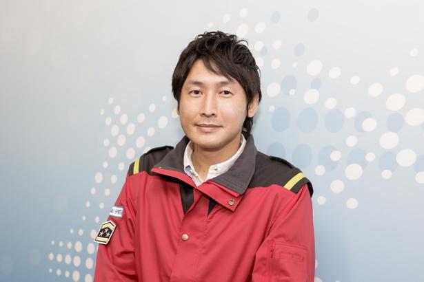 BANDAI SPIRITSのデピュティゼネラルマネージャー・松橋幸男さん
