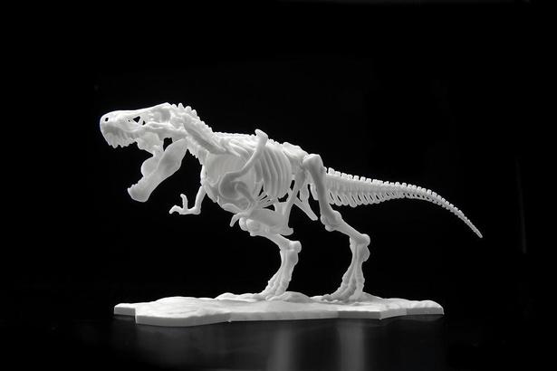 恐竜骨格プラモデル・ティラノサウルス