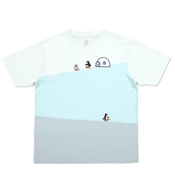 「Tシャツ(ピングーフレンズ)ブルー」(2200円)