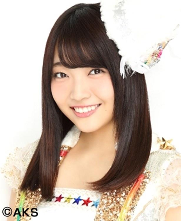 【写真を見る】SKE48 チームSの二村春香さん