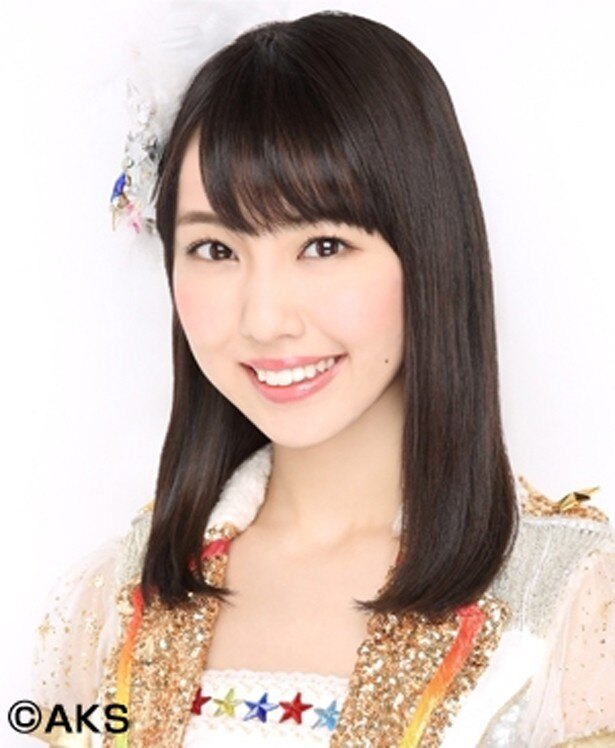 SKE48 チームEの熊崎晴香さん