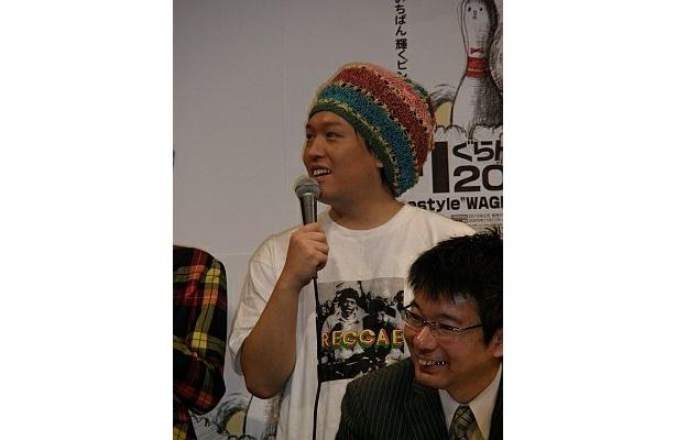 【R-1ぐらんぷり2010会見の様子】