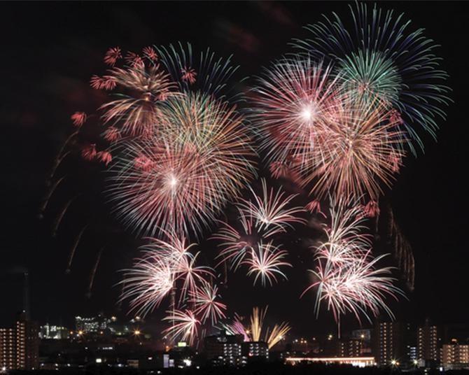 2021年のさいたま市花火大会は無観客で開催!テレビ&YouTubeで花火を観覧しよう