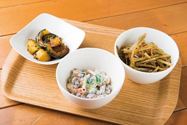 HUG デリッシュ/北海道の食材を知り尽くしたスタッフの手作り惣菜が味わえる