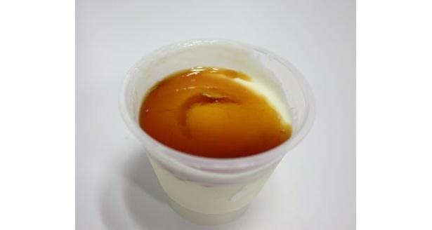 「ミルクたっぷり とろりんプリン」(160円)