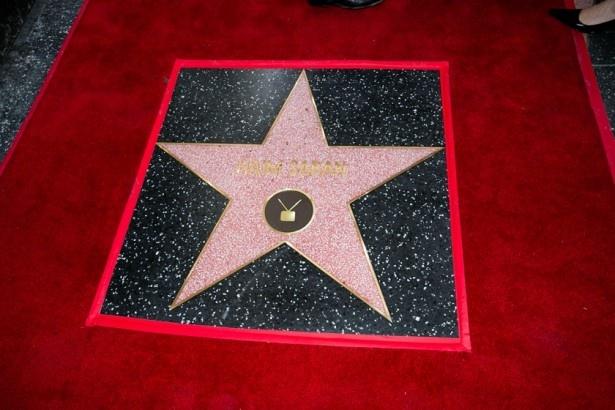 ハリウッド・ウォーク・オブ・フェームにハイム・サバンの名前が!