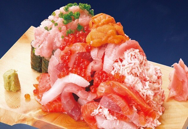 寿司も浜焼きも豪華刺盛も全部半額!オープンイベントで海鮮ざんまい!
