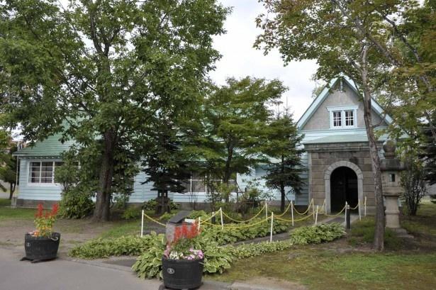 ニッカウイスキー余市蒸留所にある旧竹鶴邸