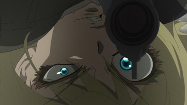 「幼女戦記」第11話先行カットが公開。ターニャを憎悪する敵が迫る!