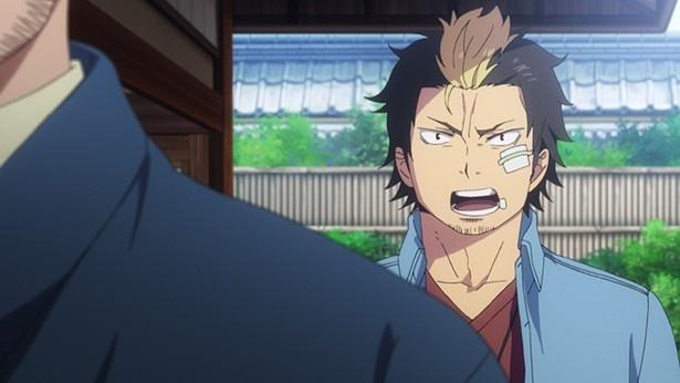 「青の祓魔師 京都不浄王篇」第12話先行カットが到着。それぞれの新たな局面