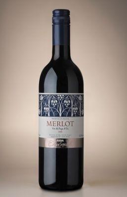 西友の「エクストラスペシャル・ワイン」シリーズ、熟したタンニンを感じる、フランス産のメルロー(780円)