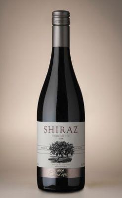 西友の「エクストラスペシャル・ワイン」シリーズ、フランスのランドック地方の受賞歴のある生産者が作る、シラーズ(780円)