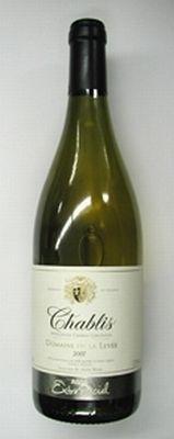 西友の「エクストラスペシャル・ワイン」シリーズ、フランス産のシャブリ(1480円)