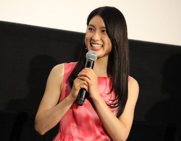 亀梨和也は、土屋太鳳に会う度に「人としてすごくきれいな気持ちになる」という