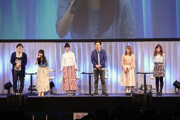 ジータ出演決定で金元寿子歓喜!TVアニメ「グランブルーファンタジー」ステージレポート【AnimeJapan 2017】