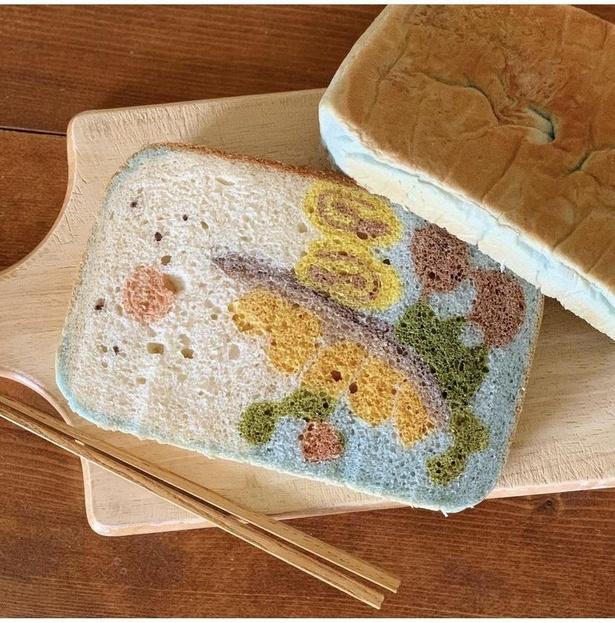 鮭弁当もパンに⁉